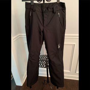 Spyder ski pants